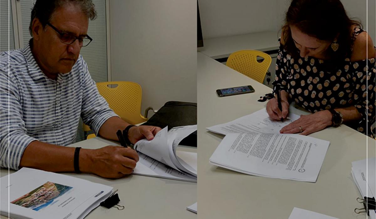 ERG Engenharia assina novo Contrato Rotina Samarco